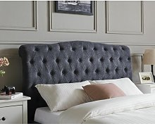 Chauncy Upholstered Bed Frame Rosalind Wheeler
