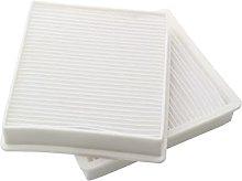 CHBH 1 Set Blue Sponge Hepa Filter Kit for