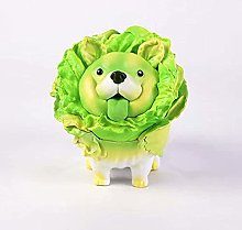 Cheap Cabbage Dog Vegetable Wizard Anime Figures