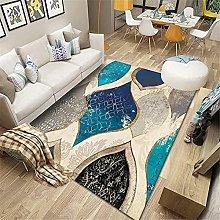 Cheap Carpet Carpet Underlay Blue rug abstract art