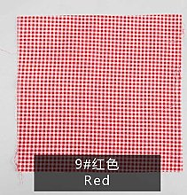 Cheap Fabric Printed Plaid Polyester Patchwork