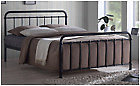 CHEAP METAL BED FRAME NEW 3FT 4FT 4FT6 5FT DOUBLE