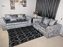 cheap online furniture DYLAN 3+2 Seater Sofa In