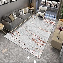 Cheap Rug Abstract simple light luxury soft