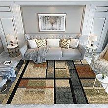 cheap rug Brown carpet, comfortable simple