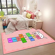 Cheap Rug Carpet Bedroom Pink child jump house 7