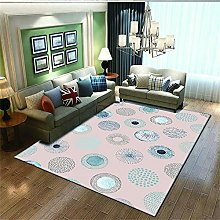 Cheap Rug Rugs For Living Room Pink blue gray