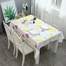 Checkered Tablecloth, Nordic Ins Style, Table Mat,
