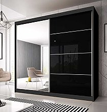 CHECO HOME AND GARDEN STYLISH SLIDING DOOR