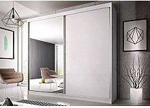 CHECO LTD BEAUTIFUL MODERN SLIDING DOOR WARDROBE
