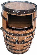Cheeky Chicks Recycled Solid Oak Whisky Barrel