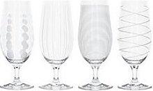 Cheers Craft Beer Glasses &Ndash; Set Of 4