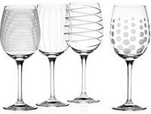 Cheers White Wine Glasses &Ndash; Set Of 4