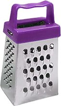 Cheese Grater,Stainless Steel Slicer,Box Grater