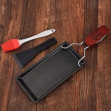 Cheese Grill Plate Non-Stick Raclette Grill Set,