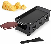 Cheese Melter Raclette Grill, hicoosee Cheese