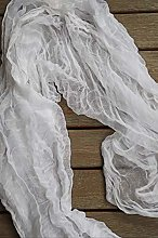 Cheesecloth Table Runner Wedding Arch Draping