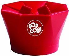 Chef'n PopTop Microwave Popcorn Maker,