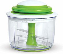 Chef'n VeggiChop Easy Pull Vegetable Chopper,