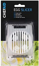 Chef Aid Egg Slicer, White