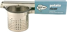 Chef Aid Stainless Steel Potato Ricer