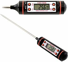 Chef Remi Digital Cooking Thermometer | Instant