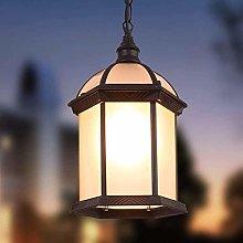 Chef Turk Outdoor Lantern Chandelier Creative