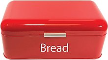 Chef Vida Steel Curved Bread Bin Kitchen Food