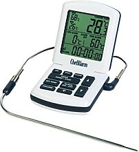 ChefAlarm professional cooking thermometer & timer