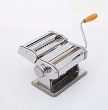 CHEFLY Sturdy Homemade Pasta Maker, Stainless