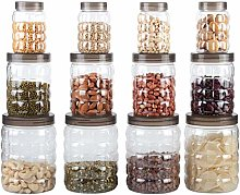 Chefstar TikTik Container Plastic Canister Set