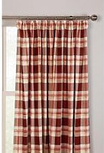 Chelsea 3-Inch Pleated Kitchen Curtains