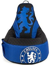 Chelsea Big Chill Gaming Beanbag Chair, Blue