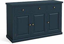 Cheltenham Blue Large Sideboard Storage Cabinet