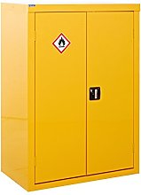Chemical Coshh Cabinet - 1200x900x460mm 5 Day