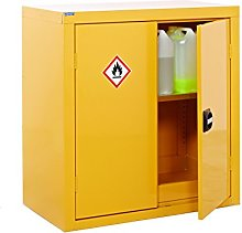Chemical Coshh Cabinet - 700x900x460mm - 5 Day