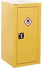 Chemical Coshh Cabinet - 900x460x460mm - 5 Day