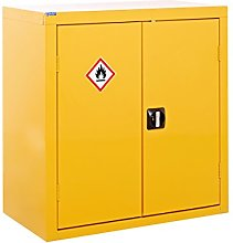 Chemical Coshh Cabinet - 900x900x460mm - 5 Day