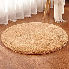 chen Multi-size Round Area Rugs Soft Home Shaggy