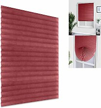 chen Vertical Pleated Blinds Non-Woven Fabric