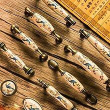 ChengBeautiful Ceramic Cabinet Handle 6pcs Cabinet