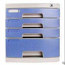 ChengBeautiful Filing Cabinet Desktop Storage