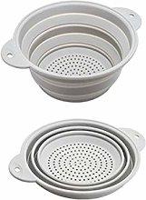 ChengBeautiful Kitchen Drain Basket Silicone