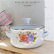 CHENGCHAO Non-stick pan Soup Pot Enamel Pot Small