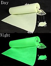 CHENGYIDA 20*30inch polyester glow in the dark