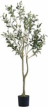Chenhan Houseplants Artificial Olive Tree Large
