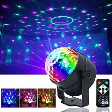 CHENJIA Disco Lights Sound Activated Party Lights