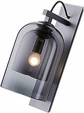 CHENJIA Modern Minimalist Creative Wall Lamp, Iron