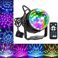 CHENJIA Party Lights Disco Ball Dj Lights, Disco