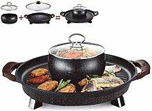 CHENMAO Barbecue dual-purpose pot -Smokeless